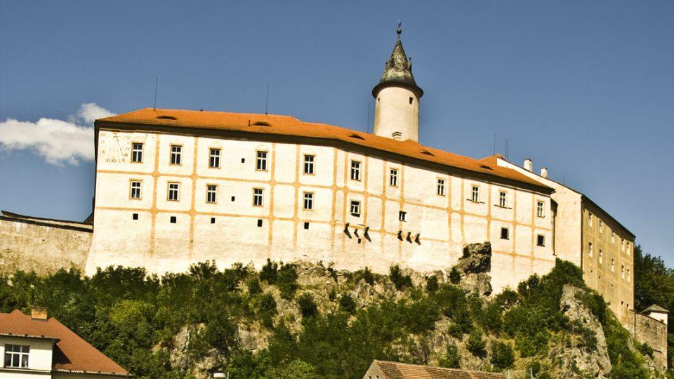 Ledeč nad Sázavou, hrad