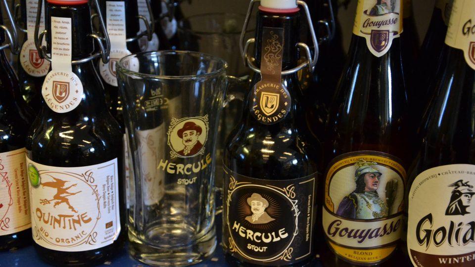 Pivo nazvané po slavném detektivovi Herculu Poirotovi