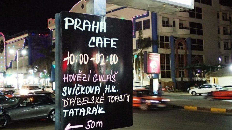 Praha Café láká na ryze český jídelníček