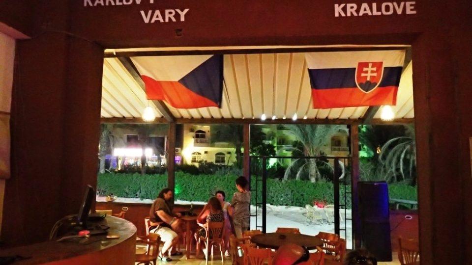 Češi a Slováci si na domácí stravu rádi zajdou i na dovolené v Egyptě