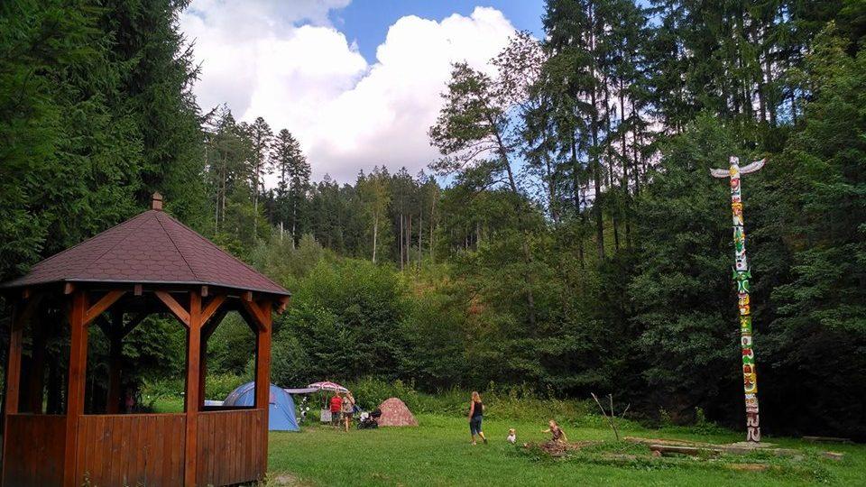 Tábořiště U totemu