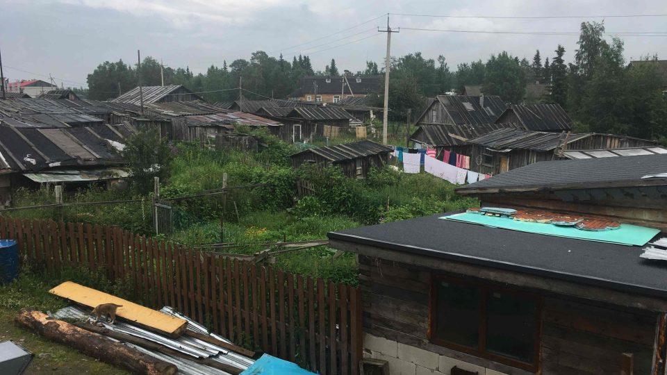 Na ruském severu je každodenní život nelehký