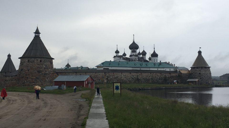 Solovecký klášter už od 16. století sloužil také jako vězení pro politické a církevní odpůrce