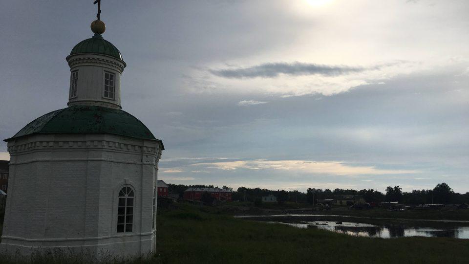 Solovecké ostrovy, Rusko