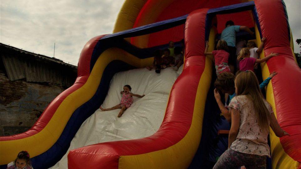 Bukvičtí připravili zábavu i pro děti