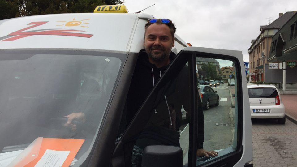 Senior taxi, Náměšť nad Oslavou