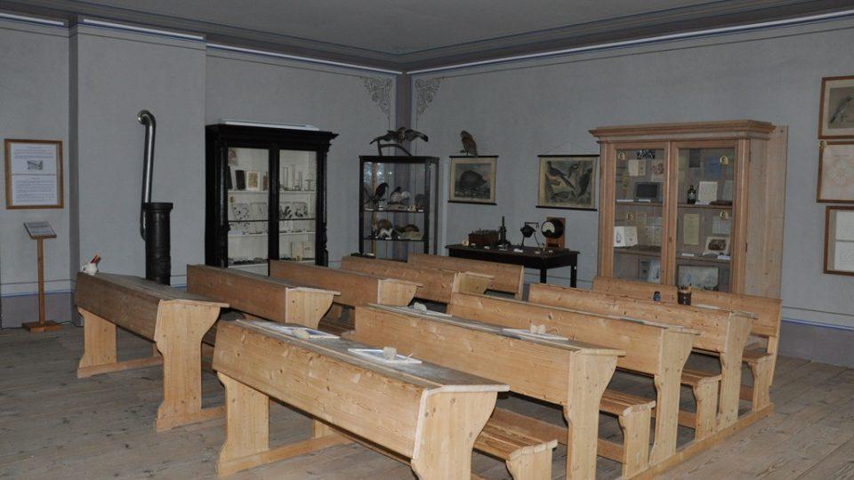 Školní třída Bohuslava Martinů v Poličce