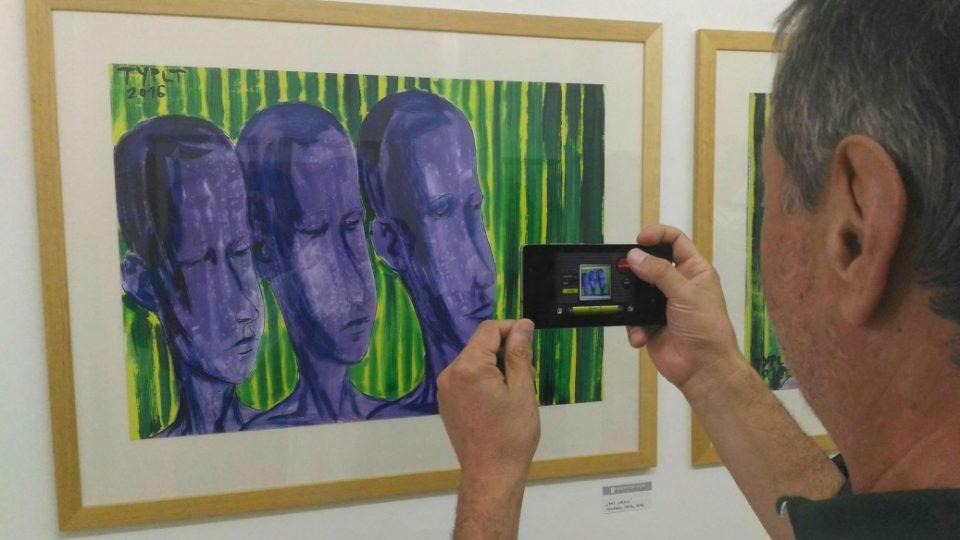 Dílo Lubomíra Typlta v liberecké galerii Prostor 228