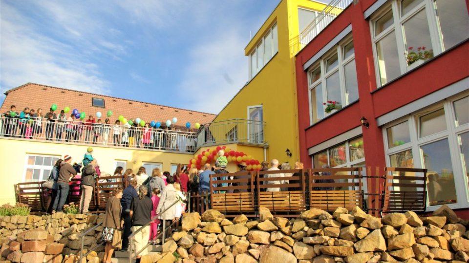 Nový školní rok začal v nové Základní škole Brána v Heřmanově ulici v Nové Pace