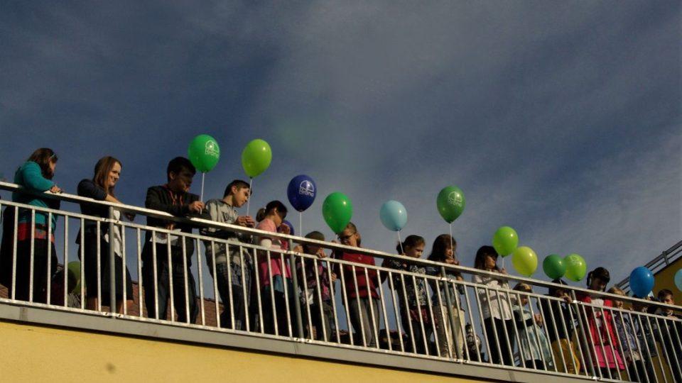Ze zahájení školního roku v Základní škole Brána v Nové Pace