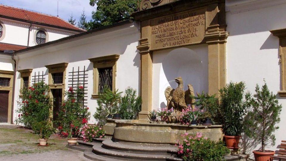 Zámek v Rychnově nad Kněžnou