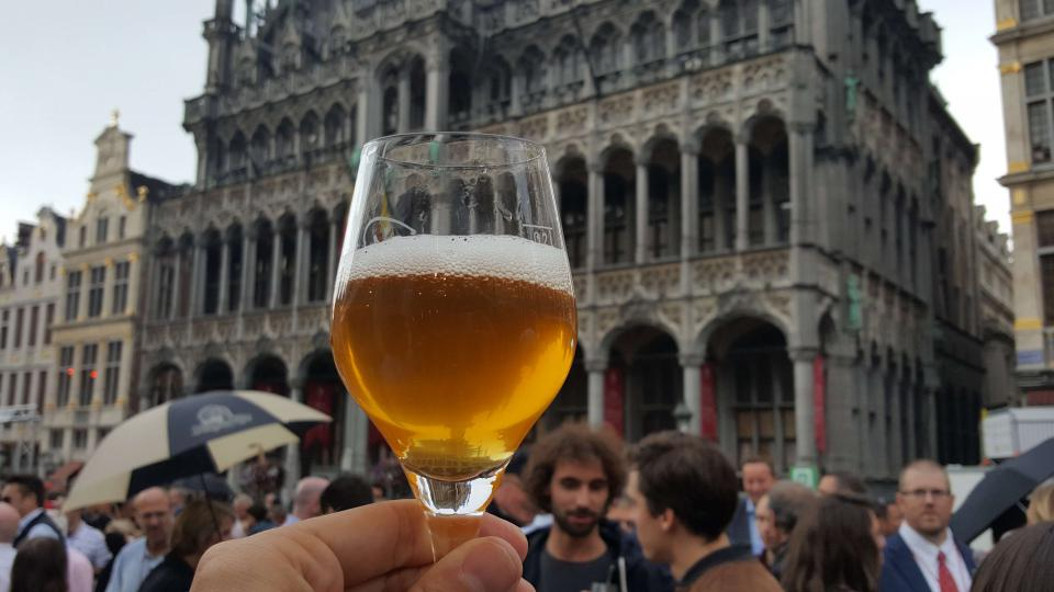 Belgické pivo je celosvětový fenomén