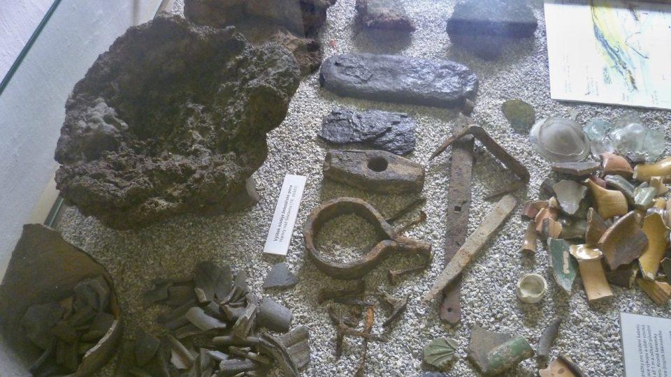 Expozice o historii hamernictví