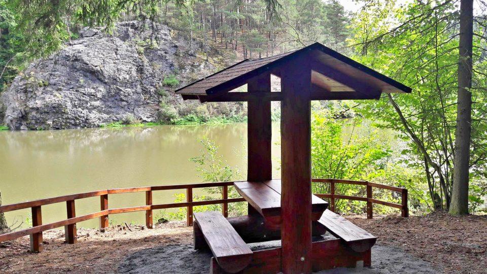 Obyvatelé Třemošné na severním Plzeňsku mají nové místo pro rekreaci