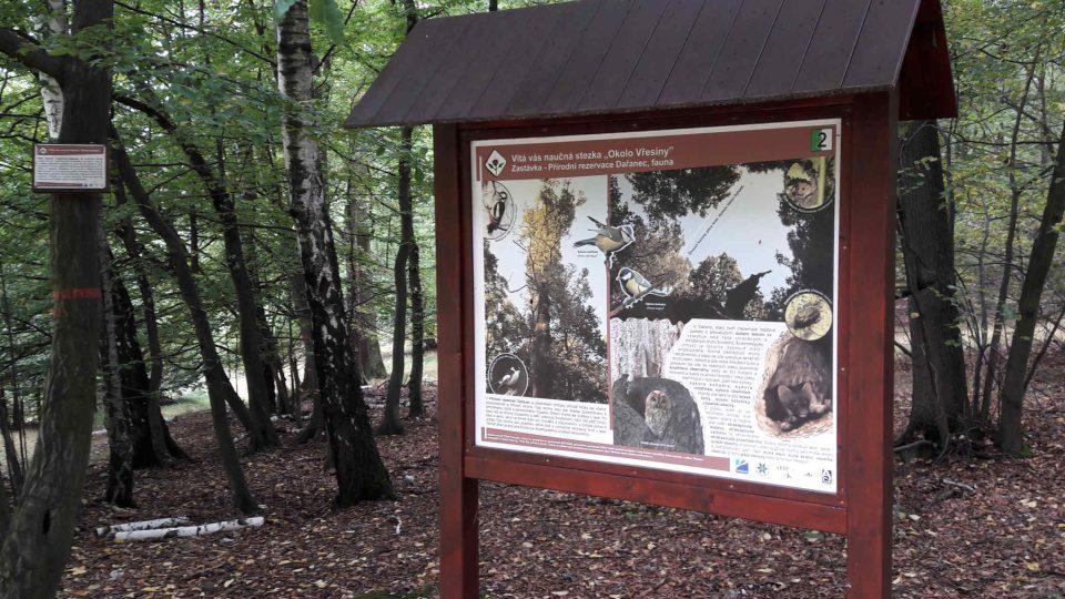 Přírodní rezervace Dařanec