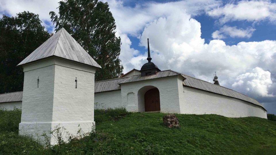 Ferapontův klášter