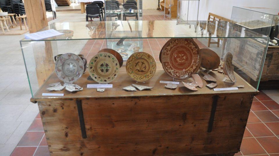 Hrnčířství a keramická výroba bylo výnosné řemeslo