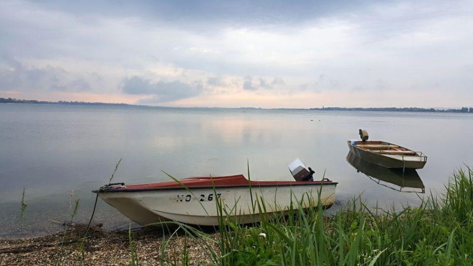 Varaždinské jezero - Chorvatsko