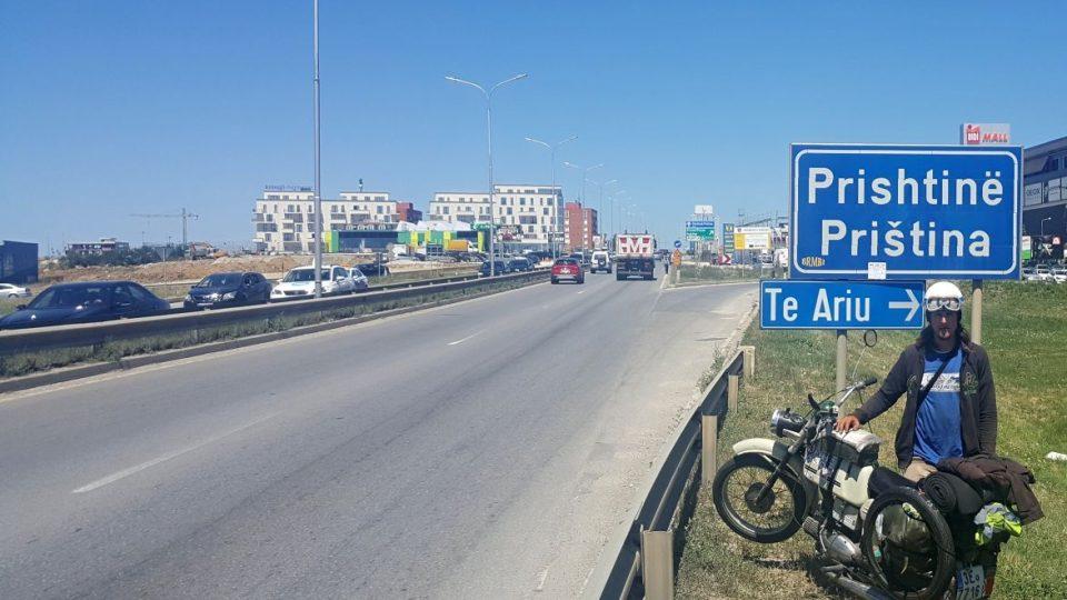 Hlavní město Kosova