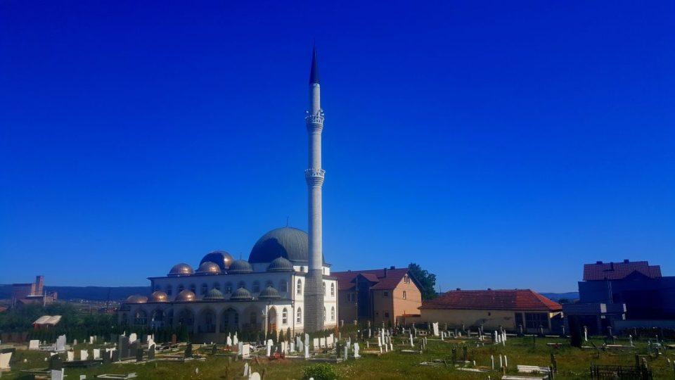 Vvšudepřítomné mešity - Kosovo