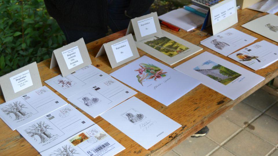 Křest poštovních cenin v Podkrušnohorském zooparku