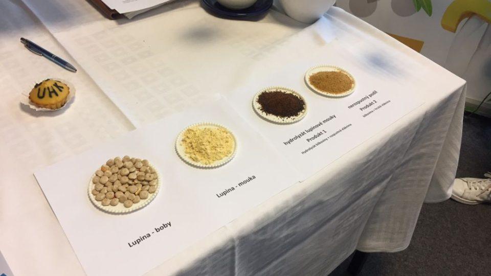Hydrolyzát z vlčího bobu zvyšuje hodnotu bílkovin v potravině. Vyvinuli ho vědci z královéhradecké univerzity