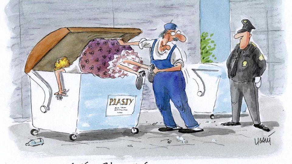 Kreslený humor Lubomíra Lichého