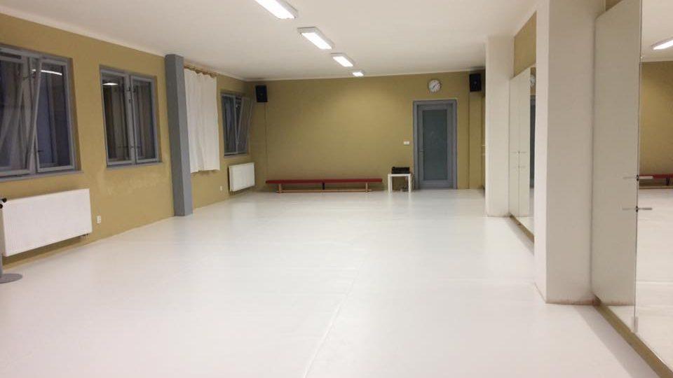 Nový baletní sál