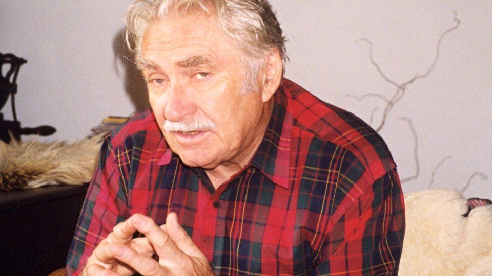 Poslední svědectví Miroslava Ivanova o rukopisech bylo natočeno roku 1999