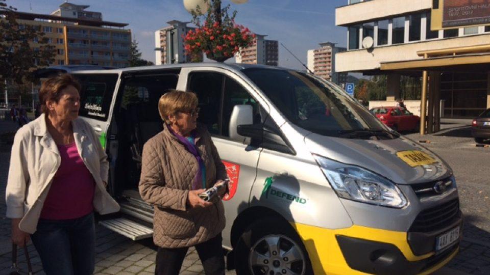 Taxík Maxík