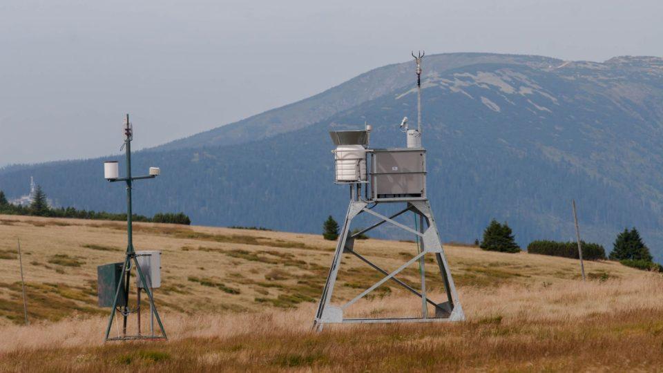 Stanice ČHMÚ na Luční boudě