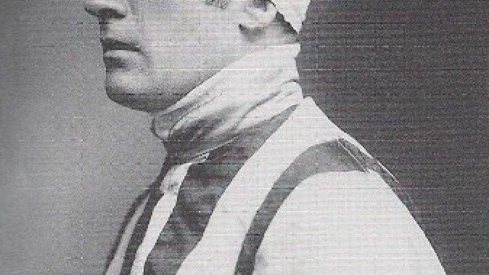 Dvojnásobný vítěz Velké pardubické Rudolf Popler
