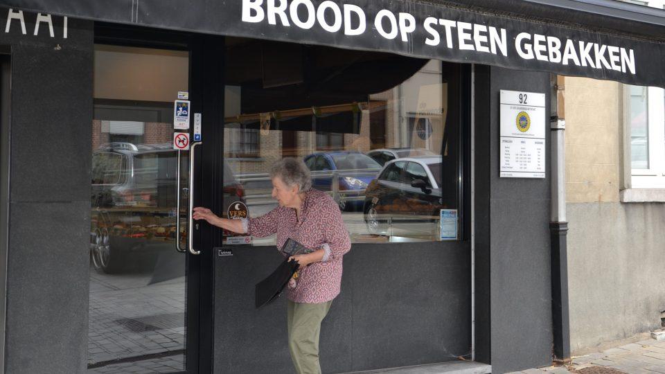 Johanova pekárna v Geraardsbergenu