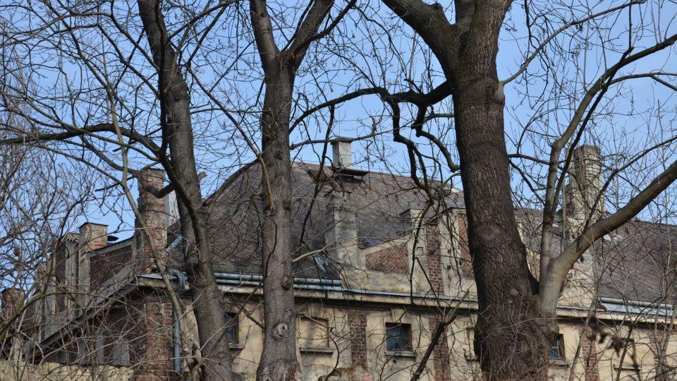 Branické ledárny byly vybudovány v pozdně secesním stylu