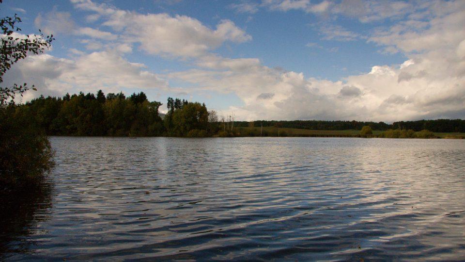 Rybník Jílovka