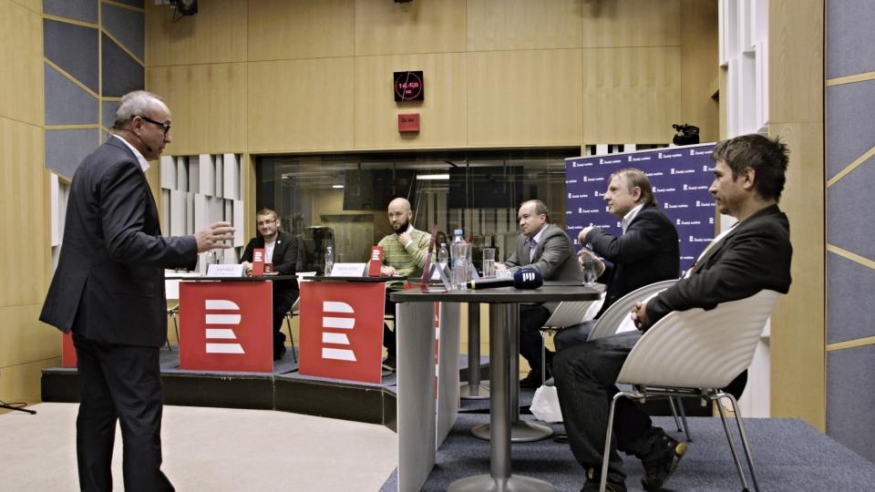 Předvolební debata 10.10. 2017