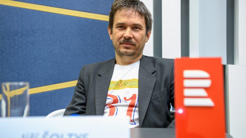 Předvolební debata, 10. 10. 2017. Jiří Šoltys