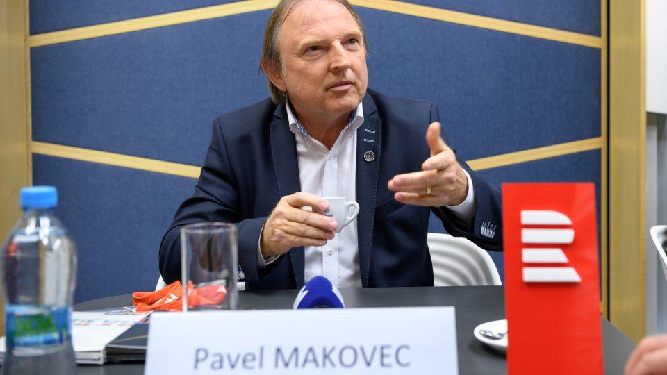 Předvolební debata, 10. 10. 2017. Pavel Makovec