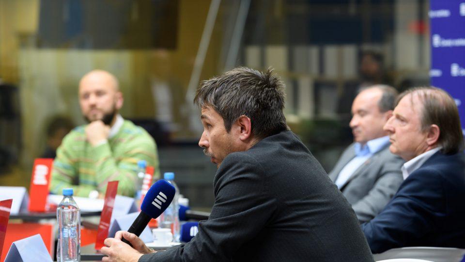 Předvolební debata, 10. 10. 2017.