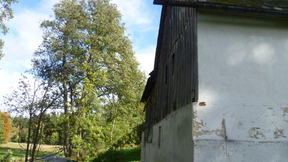 Mlýn Lidmáňka, Pelhřimovsko