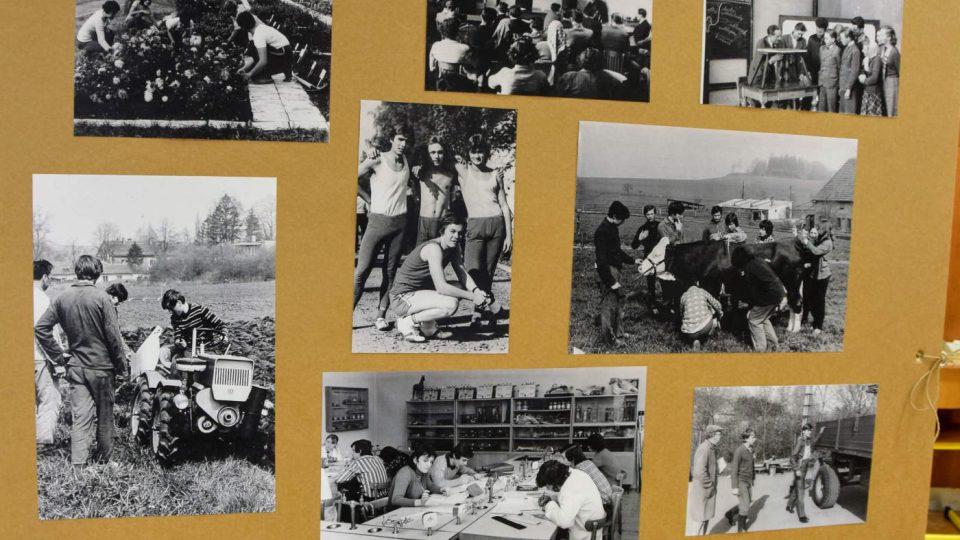 Výstava o historii zemědělského vzdělávání v Novém Jičíně-Žilině