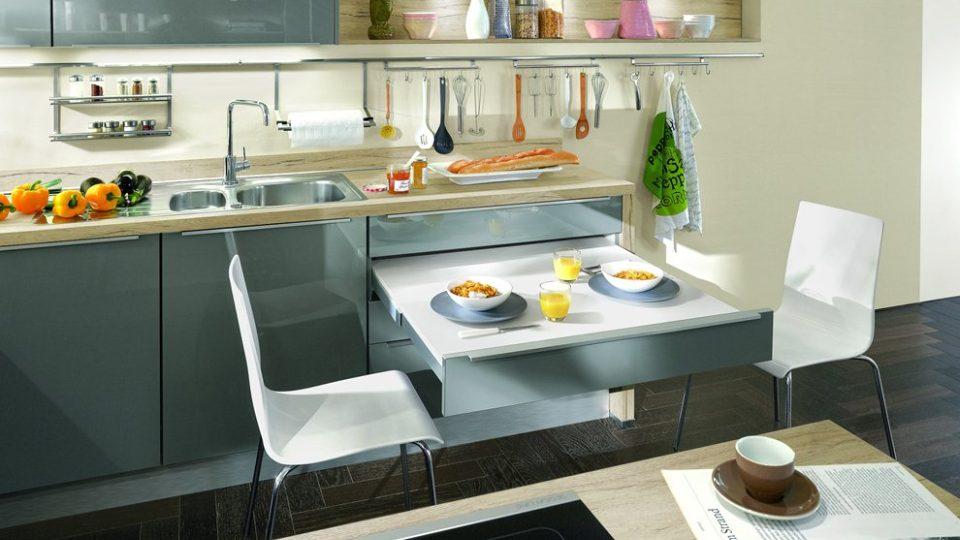 Praktické vychytávky můžete aplikovat i v kuchyni