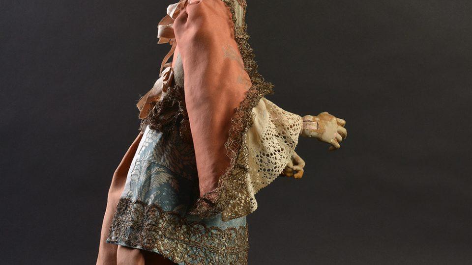 Barokní dáma