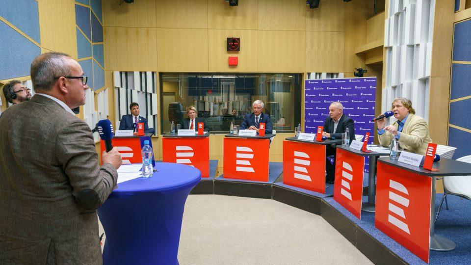 Předvolební debata 11. 11. 2017