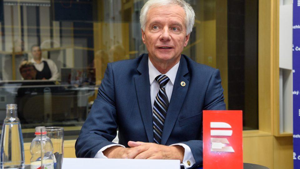 Předvolební debata 11. 11. 2017. Miroslav Sládek