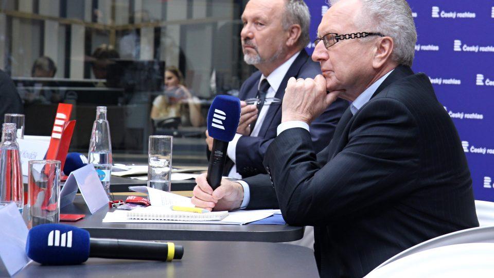 Předvolební debata 12. 10. 2017