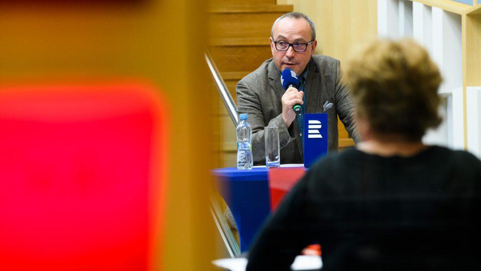 Předvolební debata, 12. 10. 2017