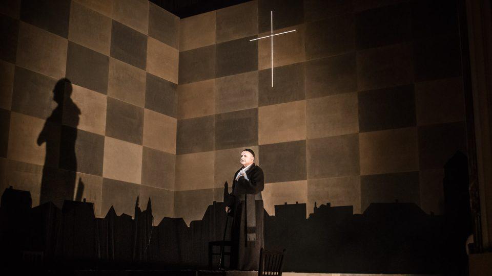 Plzeňské Divadlo J. K. Tyla uvede světovou premiéru opery Jakub Jan Ryba. Jiří Kubík (Kašpar Zachar, rožmitálský farář)