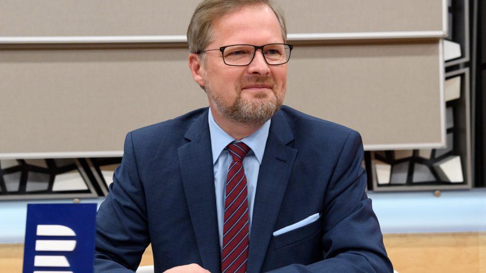 Poslední předvolební debata v Českém rozhlase (20. 10. 2017)