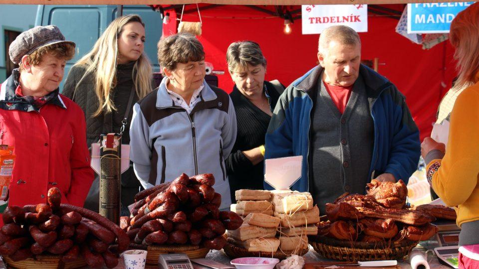 Slavnosti plodů s ovocnářským jarmarkem se letos uskutečnily v Krtelích
